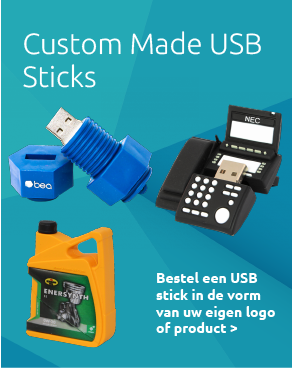 Custom made usb-sticks